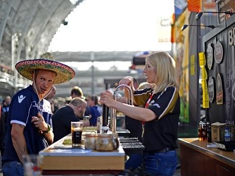 В Лондоне открывается пир пива