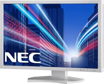 NEC произвела 3 настольных ЖК-монитора проф класса
