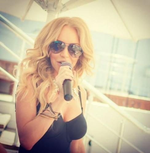 Марина Малиновская расхвасталась новой стрижкой (фото)