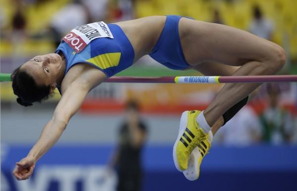 Юлия Мельниченко выиграла чемпионат мира по тяжелой атлетике