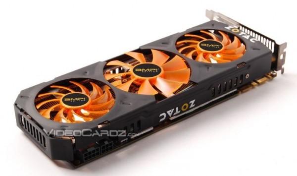 Zotac International продемонстрировала адаптер GeForce GTX 780 AMP