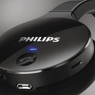 Philips дополнила собственный перечень стереогарнитур