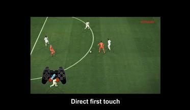 PES 2014 - изучение - контроль мяча (ВИДЕО)