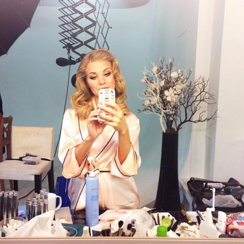 Беременная Кристина Асмус снялась в особенной фотосессии