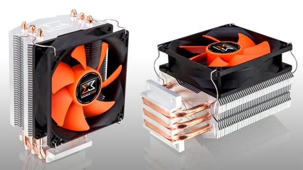 CPU-кулер XIGMATEK LOKI II: лёгкий и малогабаритный