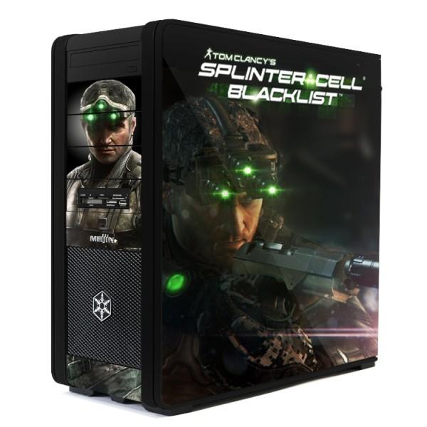 Мощный компьютер Meijin Splinter Cell: Blacklist Ready