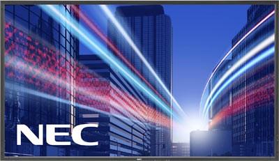 NEC продемонстрировала 80-дюймовый экран MultiSync V801