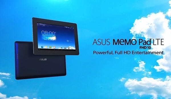 ASUS MeMo Pad FHD 10: планшетник на основе процессораSnapdragon