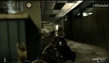 Запись мультиплеера Call of Duty: Ghosts (ВИДЕО)