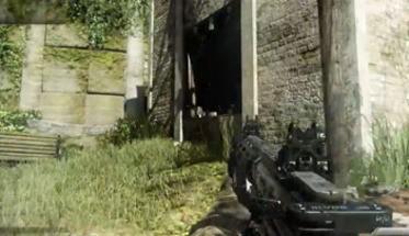 Видео мультиплеера Call of Duty Ghosts