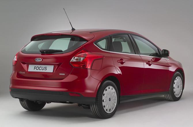 Форд продемонстрировал  экомобиль
