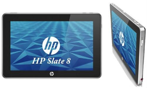 Планшетник HP Slate 8 Pro: свежие детали