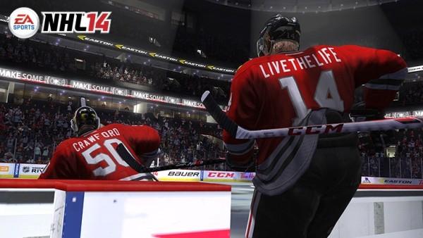 Демо-версия NHL 14 уже скоро будет доступна