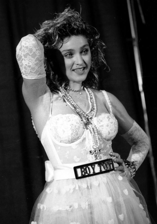 Сегодня североамериканской артистке Мадонне выполняется 55 лет
