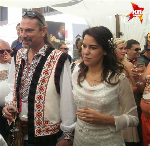 Байкерская свадьба экс-зятя Тимошенко в Кишиневе (ФОТО)