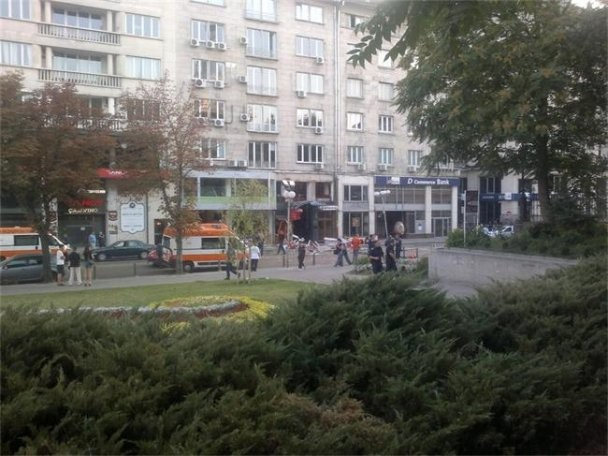 В столице Болгарии произошел взрыв в баре