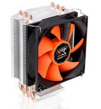 Организация Xigmatek выпустит малогабаритный CPU-кулер LOKI II