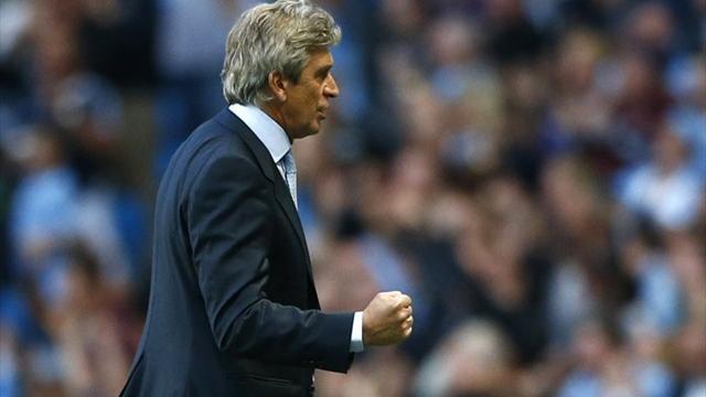 «Манчестер Сити» управился с «Ньюкаслом»