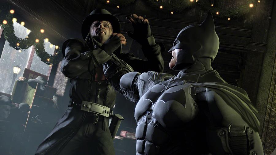 В Batman: Arkham Origins, свежие снимки экрана и тизер-картинка
