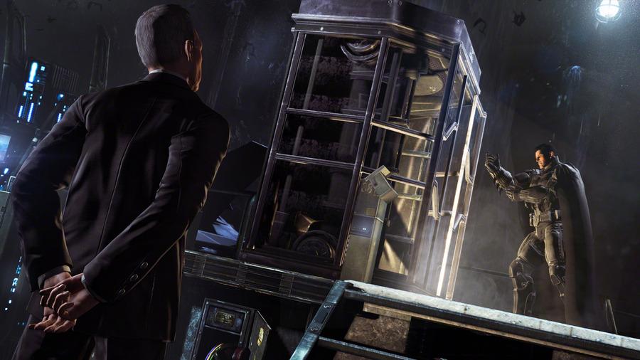 В Batman: Arkham Origins, новые скриншоты и тизер-картинка