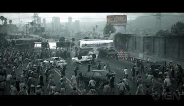 Dead Rising 3 - похождение с зомби (ВИДЕО)
