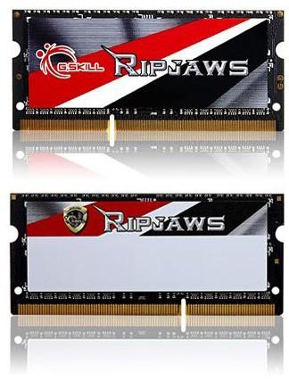 G.Skill Ripjaws DDR3-1866/1600 SO-DIMM: память для компьютеров