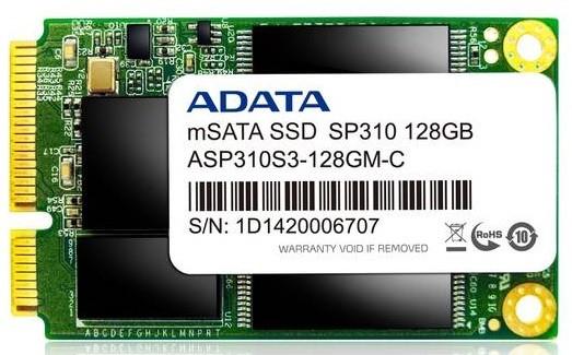 Adata Pro SP310: свежий SSD-накопитель