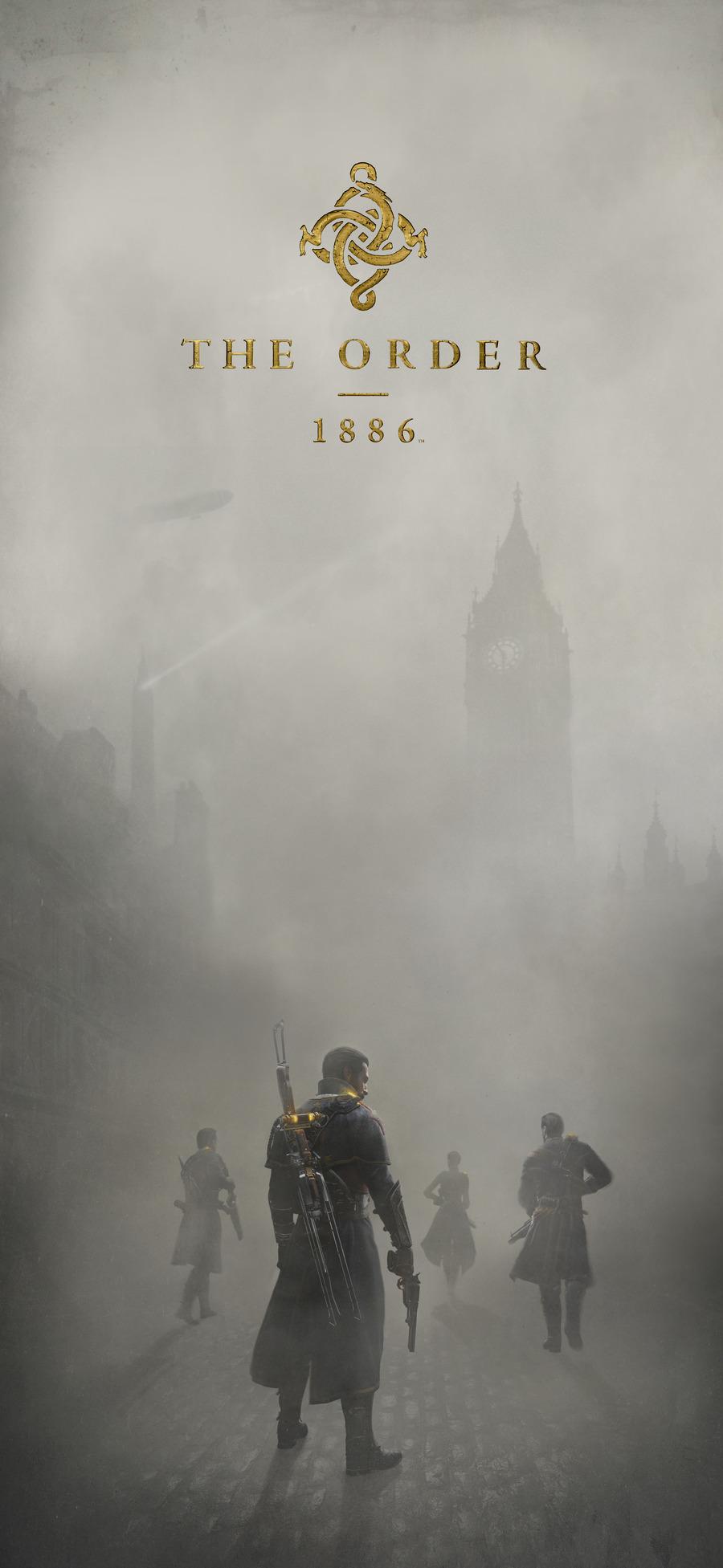 Свежие арты игры The Order: 1886