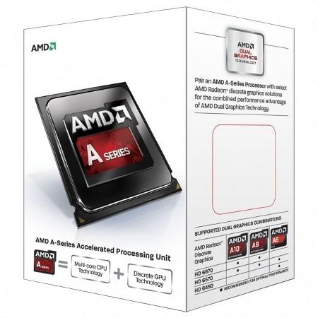 Первые 45-ваттные ускорители AMD (Richland) способны к выходу