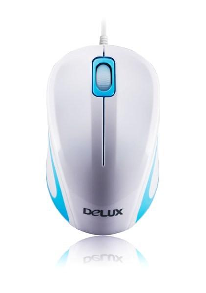 Delux М133: компьютерная мышь
