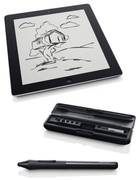 Wacom Intuos Creative Stylus: перышко для рисования на iPod