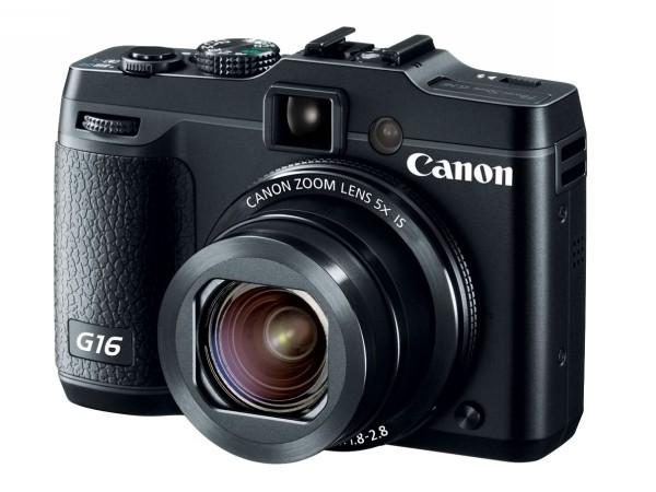 Canon PowerShot G16/С120: современные малогабаритные камеры