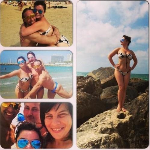 Наташа Королева продемонстрировала, как ведет отпуск с супругом (ФОТО)