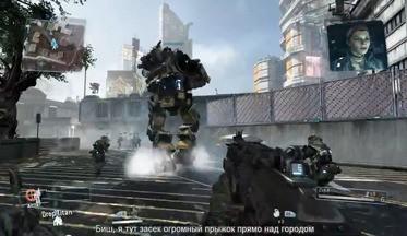 Видео Titanfall - геймплей с Gamescom 2013