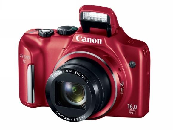 Canon продемонстрировала доступные суперзумы