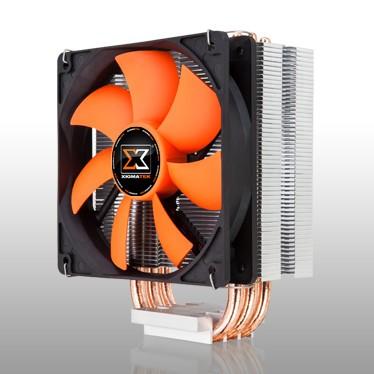 Xigmatek Gaia II - свежий микропроцессорный вентилятор