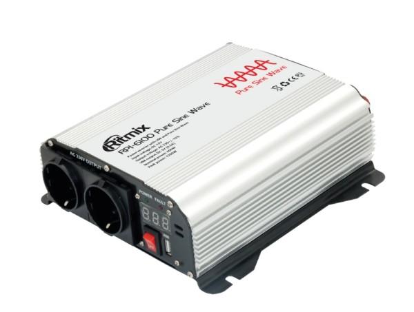 Ritmix продемонстрировала свежие автомобильные инверторы