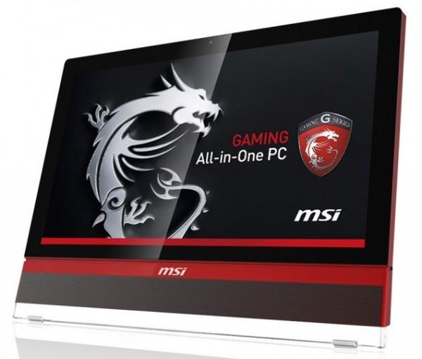 Серия MSI Gaming Серии дополнилась производительным моноблоком