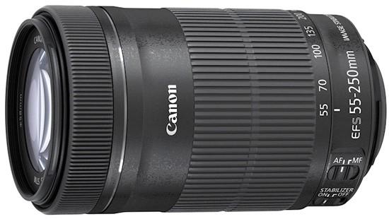 Canon продемонстрировал свежий объектив для записи видео