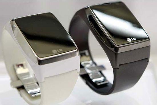 Организация «ЭлДжи» делает целую коллекцию мобильных телефонов