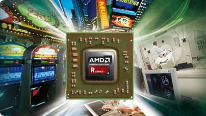 AMD произвела 3 многоядерных CPU R-серии