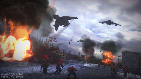 EA начала подготовку сюжетных кампаний для Command & Conquer