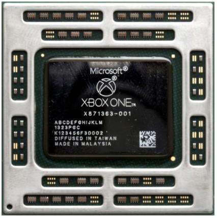 Об отличительных чертах архитектуры игровой приставки Xbox One