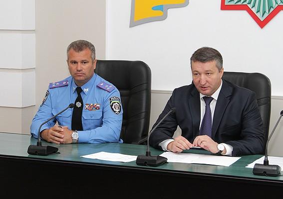 Автотранспортную полицию возглавил Вячеслав Писаренко