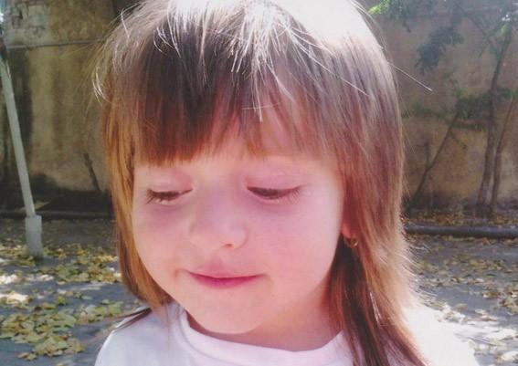 В Крыму украли 2-летнюю девушку