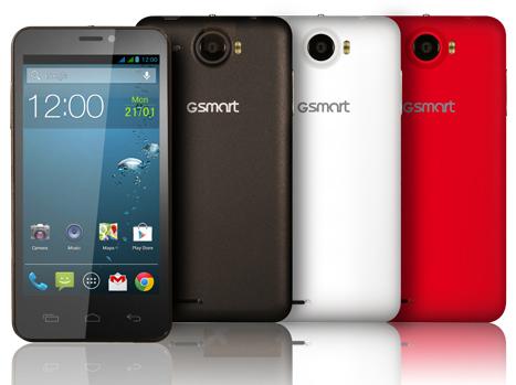 Телефон Gigabyte GSmart MAYA М1 стал производительнее