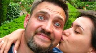 Телеведущий Георгий Герман в первый раз продемонстрировал собственную супругу