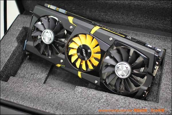 Адаптер MSI GeForce GTX 780 Lightning уже продается