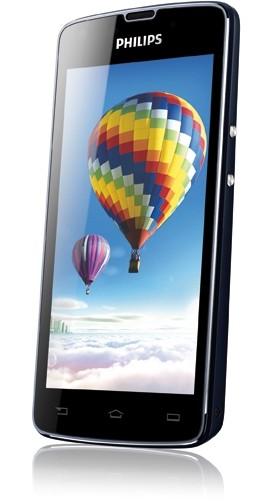 Телефон Philips Xenium W8510 с четырёхъядерным микропроцессором