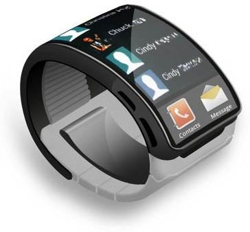 «Самсунг»: интеллектуальные часы Галакси Gear готовы